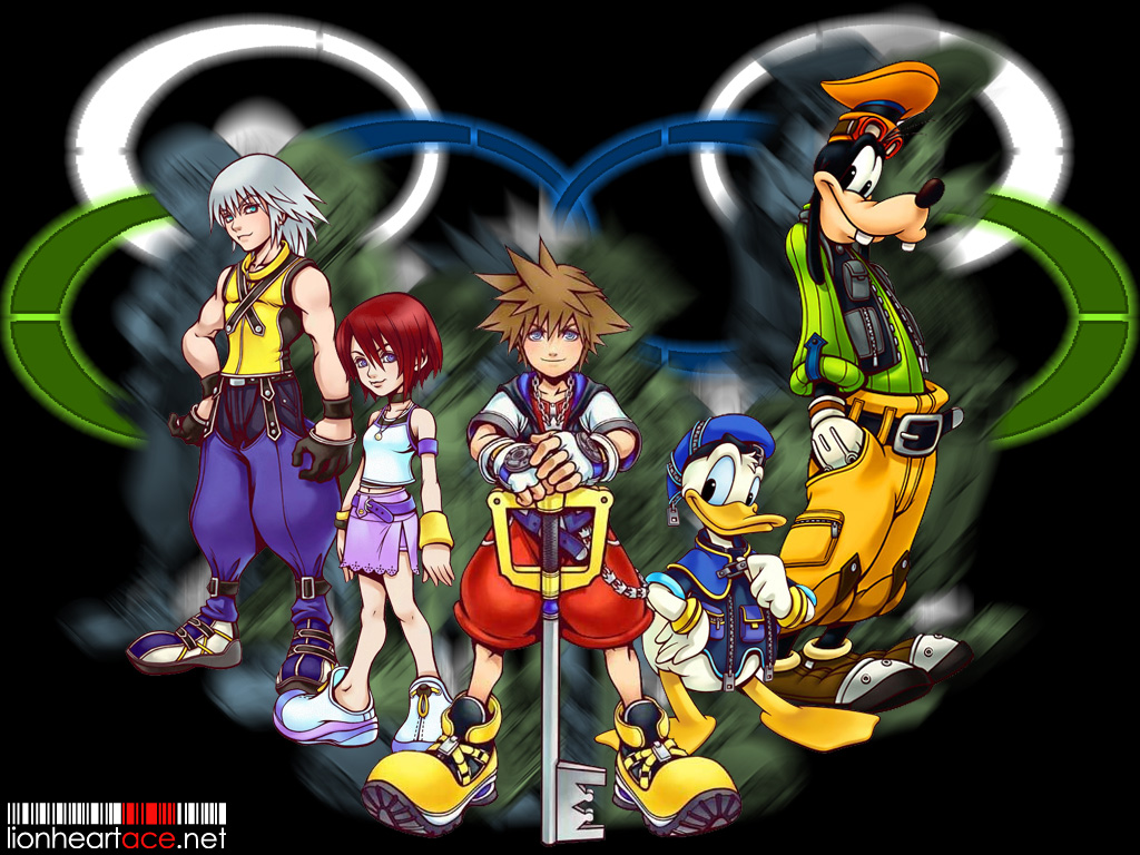 Seria gier Kingdom Hearts
