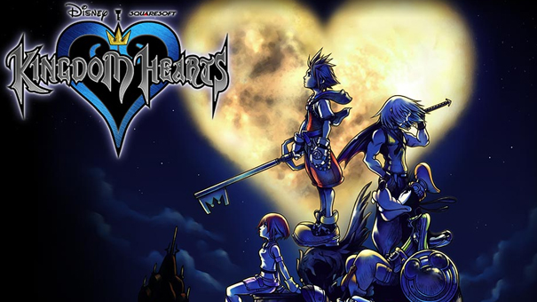 Postacie Final Fantasy gry Kingdom Hearts