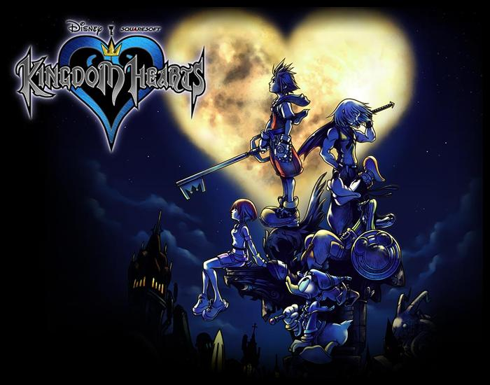 Świat Disney'a w Kingdom Hearts